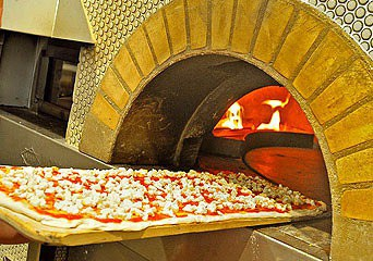Order freshly-prepared pizza for your event from Cantoro, one of the best Italian markets and restaurants in metro Detroit