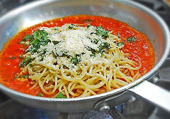 Delicious Pasta available at Cantoro, one of metro Detroit's best Italian Restaurants and Markets
