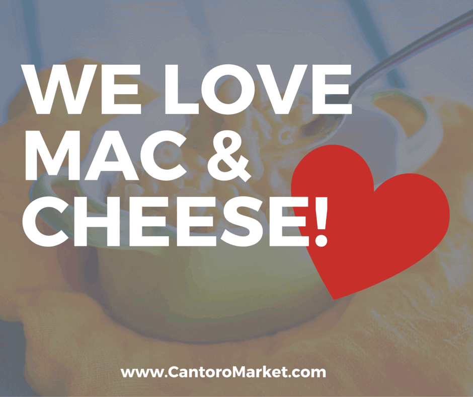 The Ultimate Comfort Food: Mac & Cheese