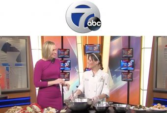 Cantoro on WXYZ Cookie Recipe