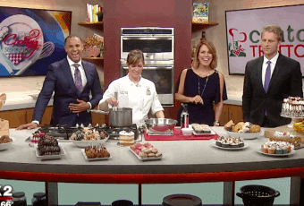 Pastry Chef Katie on Fox