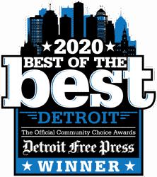 Best of the Best Detroit Free Press 2020